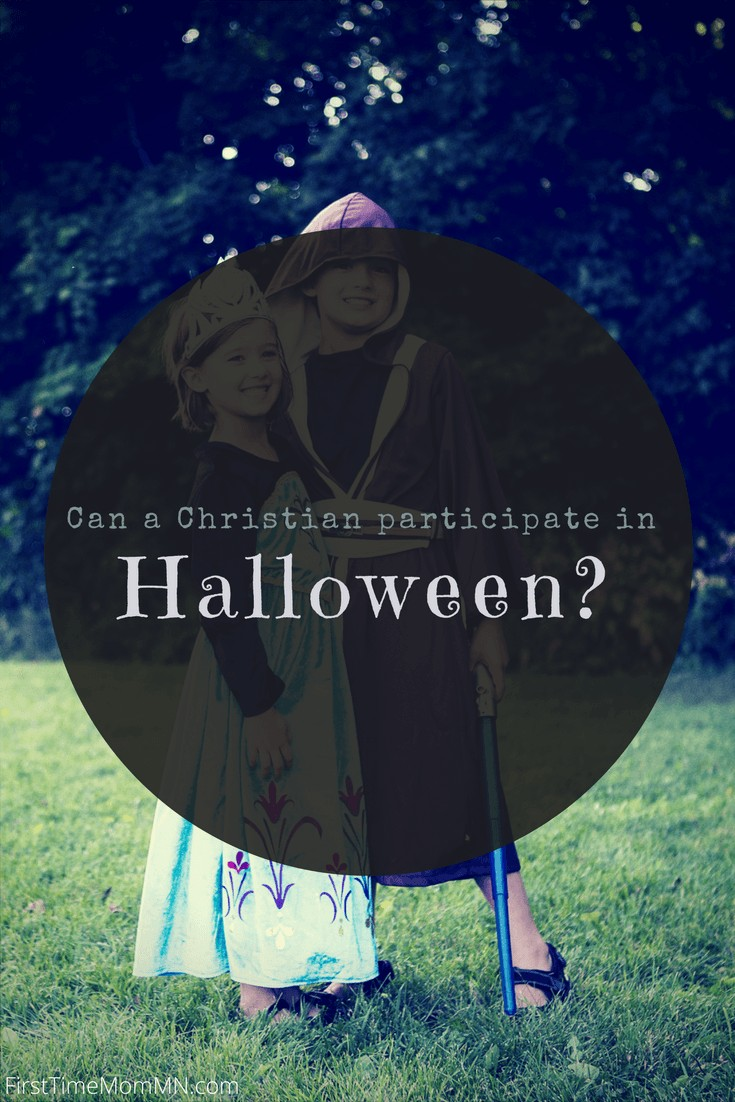 Can a Christian participate in Halloween-