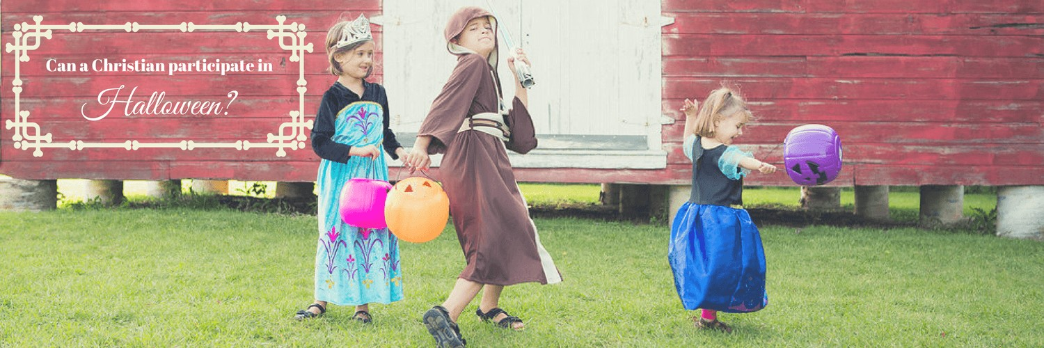 Can a Christian participate in Halloween?