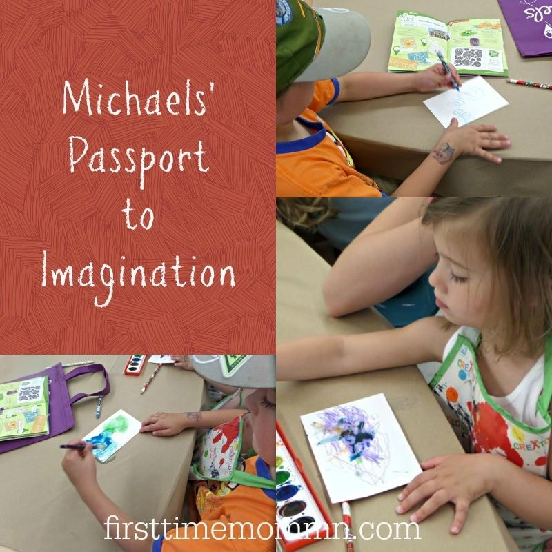 @MichaelsStores Summer Kids Craft Program: Keeping little fingers busy this summer