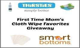 Cloth Wipe Favorites Giveaway