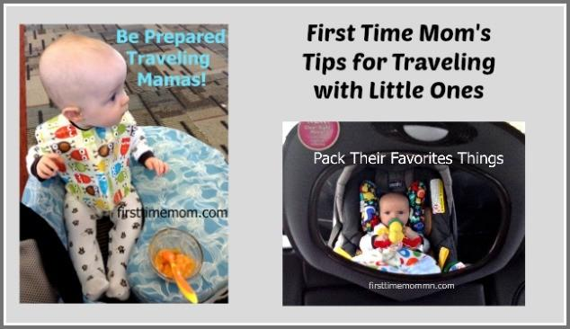 Tips for Traveling with Little Ones