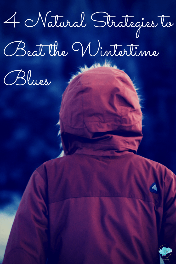 4 Natural Strategies to Beat the Wintertime Blues. Combat those pesky wintertime blues with these natural remedies.