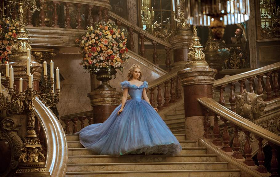 Happy Valentine's Day!! New Cinderella Trailer