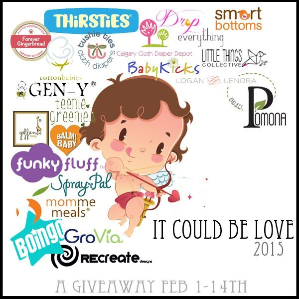 It Could Be Love Giveaway