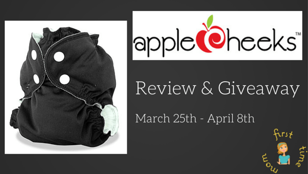 AppleCheeks Review & Giveaway