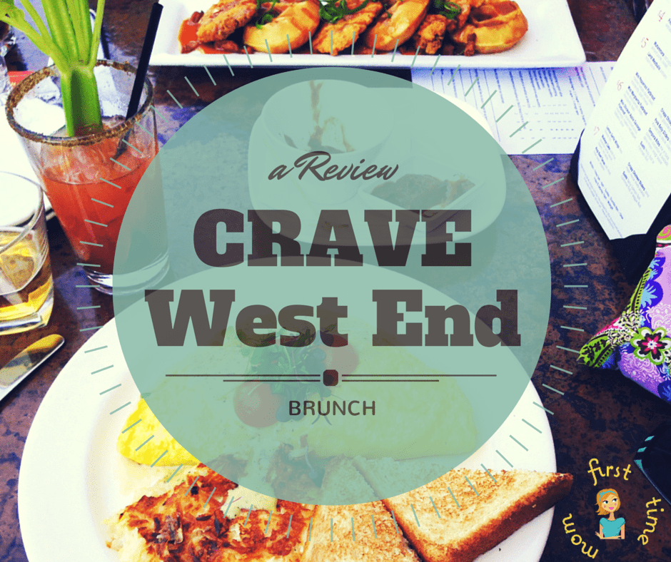 A Review: CRAVE West End Brunch