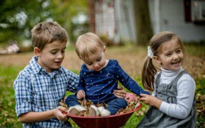 Our Recent Family Photos with LOULOU Photography
