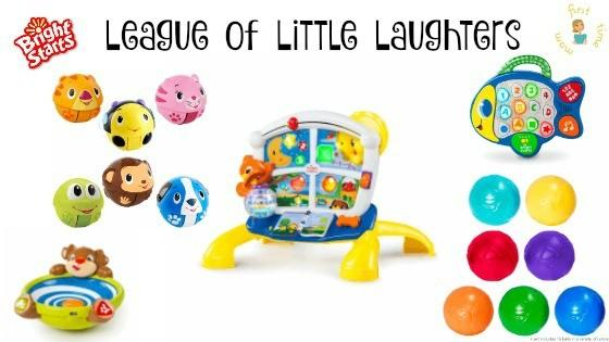 Bright Starts Toys: Time to Play! #BrightStarts #BabyLOLL