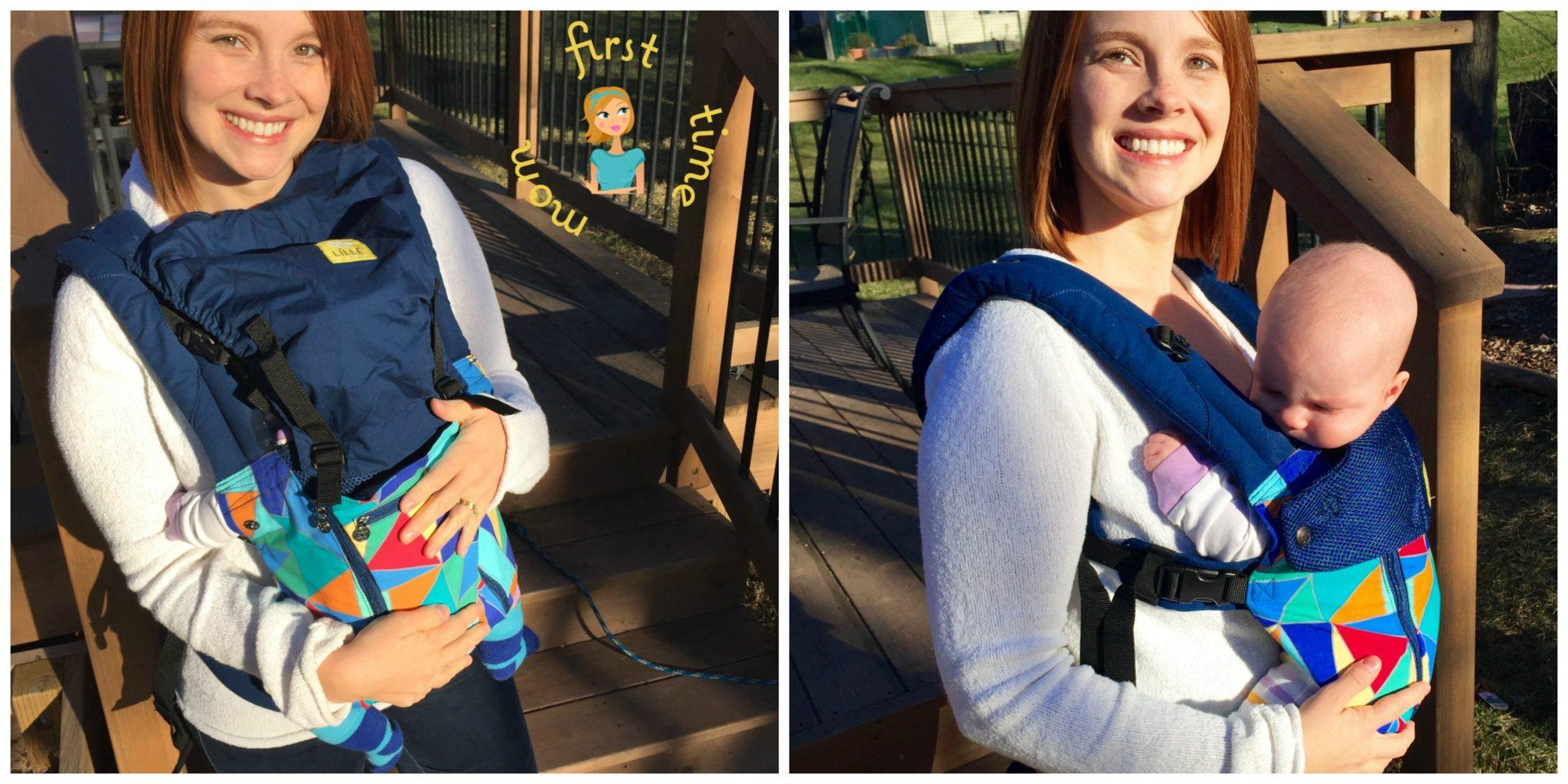 LILLEbaby Carrier Review & Giveaway