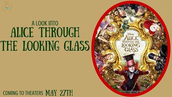 A Look into ALICE THROUGH THE LOOKING GLASS