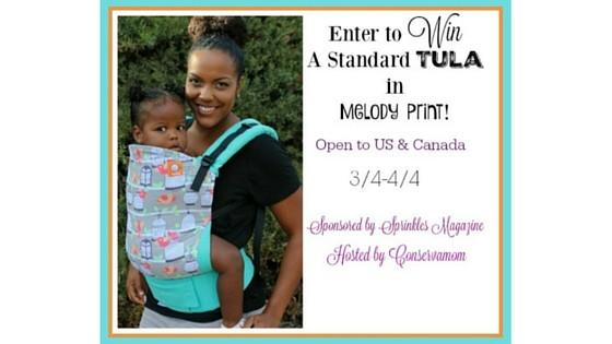Tula Giveaway in Melody Print!