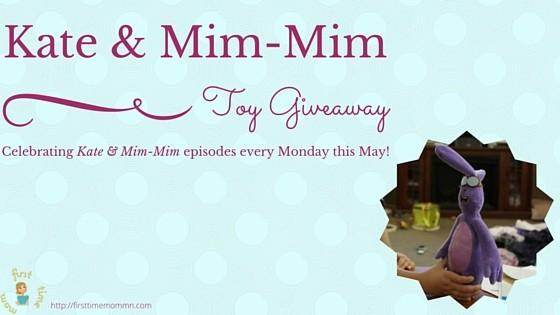Win a Mim-Mim Promotional Plush Toy to Celebrate the New Episodes Airing on Disney Junior Every Monday in May