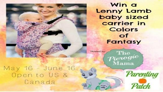 Win a Colors of Fantasy Lenny Lamb Carrier! (Open 6/16)