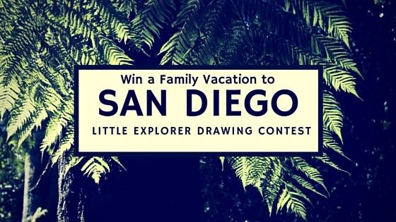 National Geographic Kids Little Explorer Drawing Contest