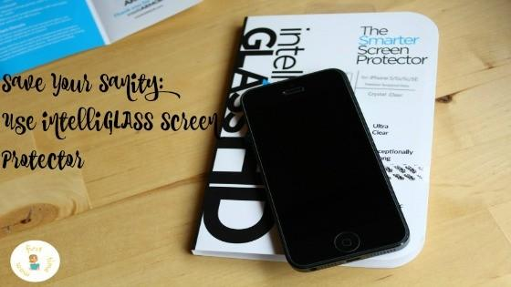Save Your Sanity: Use intelliGLASS Screen Protector