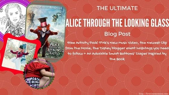 The Ultimate ALICE THROUGH THE LOOKING GLASS Blog Post