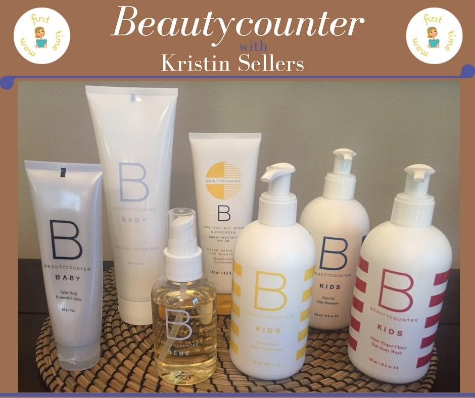 Beautycounter with Kristin Sellers