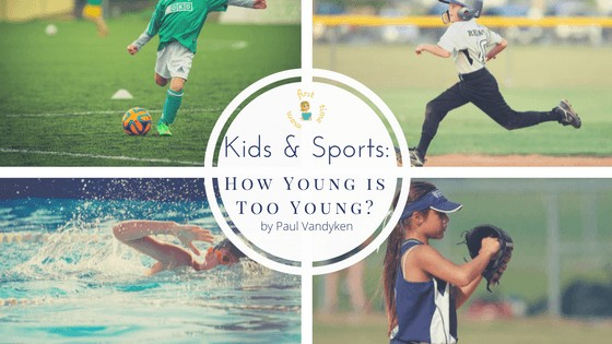 Kids Sports: How Young is Too Young?