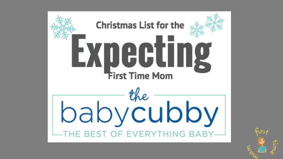 Christmas List for the Expecting First Time Mom