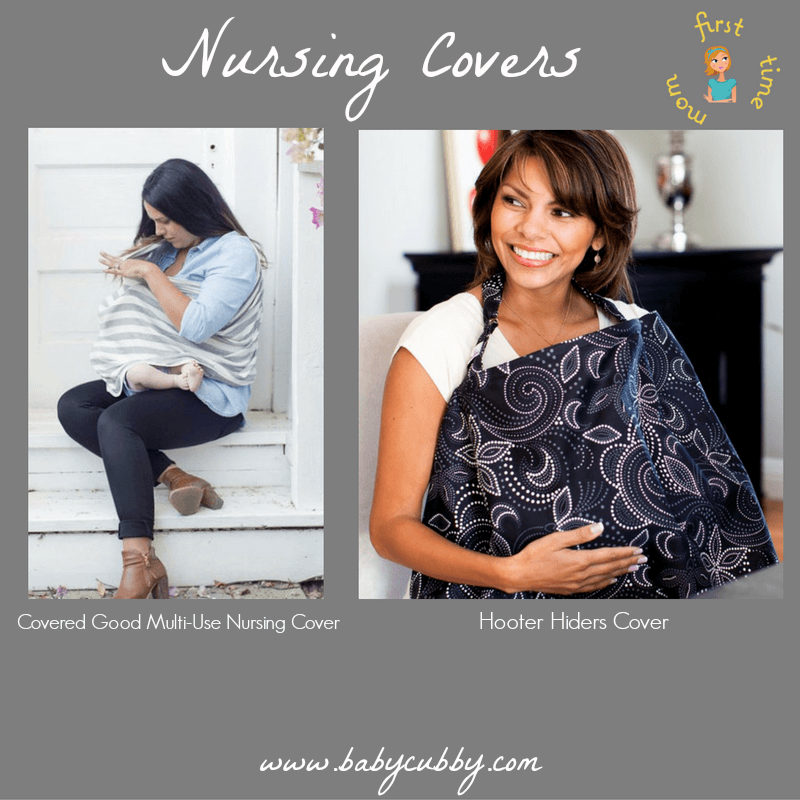 baby cubby nursing covers