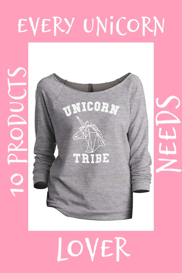 10 Products every unicorn lover needs to have in their life. #unicorn #fashion #coffeemugs #jewelry