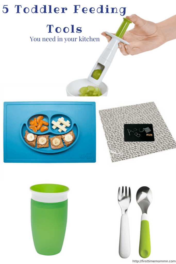 5 Toddler Feeding Tools You Need in Your Kitchen Now!