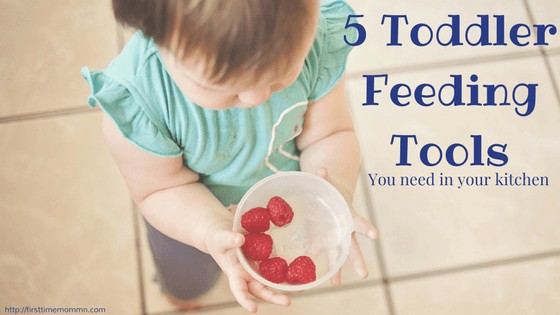 5 Toddler Feeding Tools You Need in Your Kitchen
