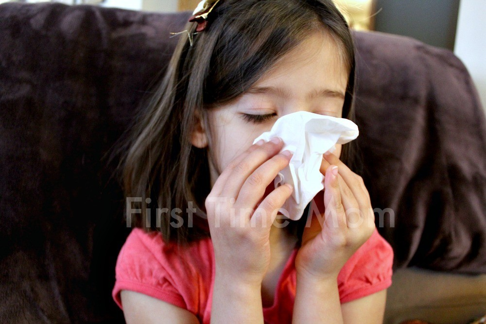 Here's everything you wanted to know about your child's common cold.