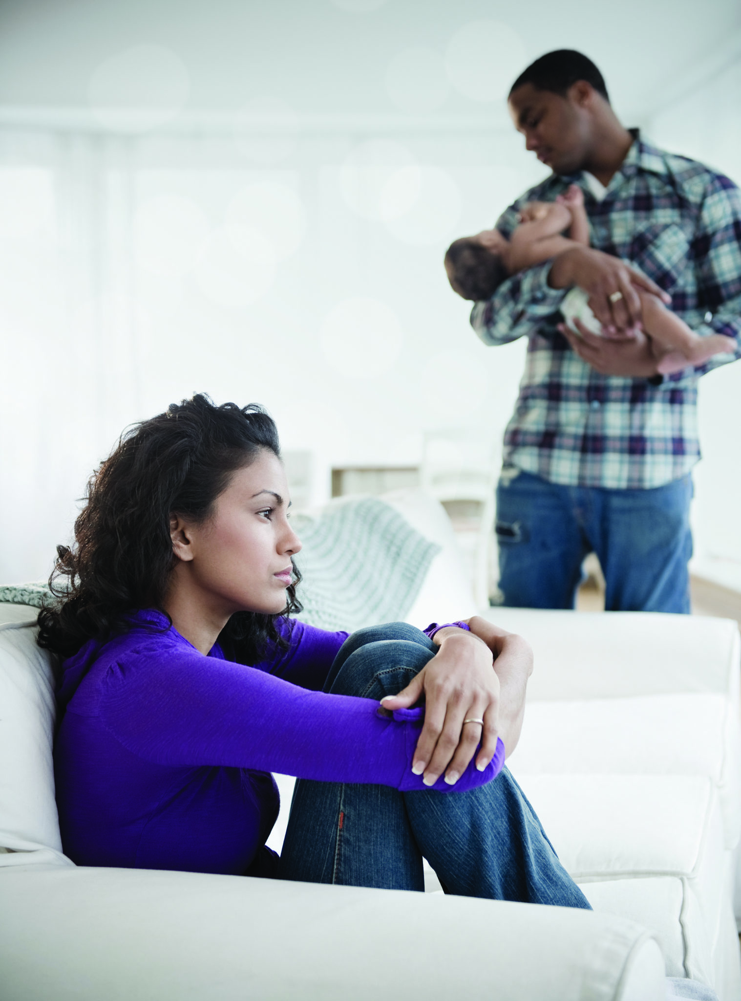 Do you think you have post partum depression?