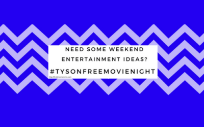 Need some weekend entertainment ideas? Check out #TysonFreeMovieNight