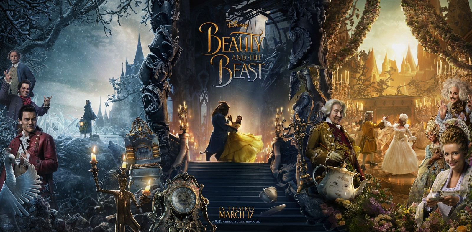 Can my child see BEAUTY & THE BEAST?
