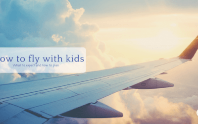 How to Fly with Kids: What to expect and how to plan