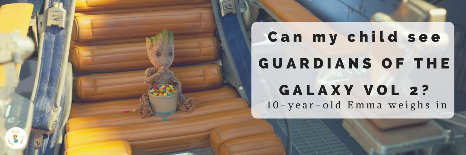 Can my child see GUARDIANS OF THE GALAXY VOL 2?