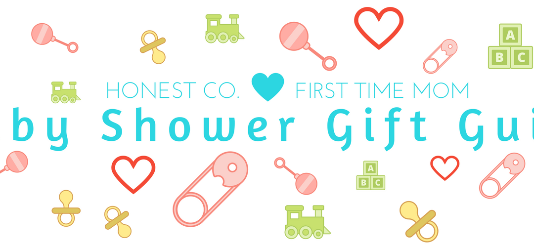The Honest Company & First Time Mom's Baby Shower Gift Guide