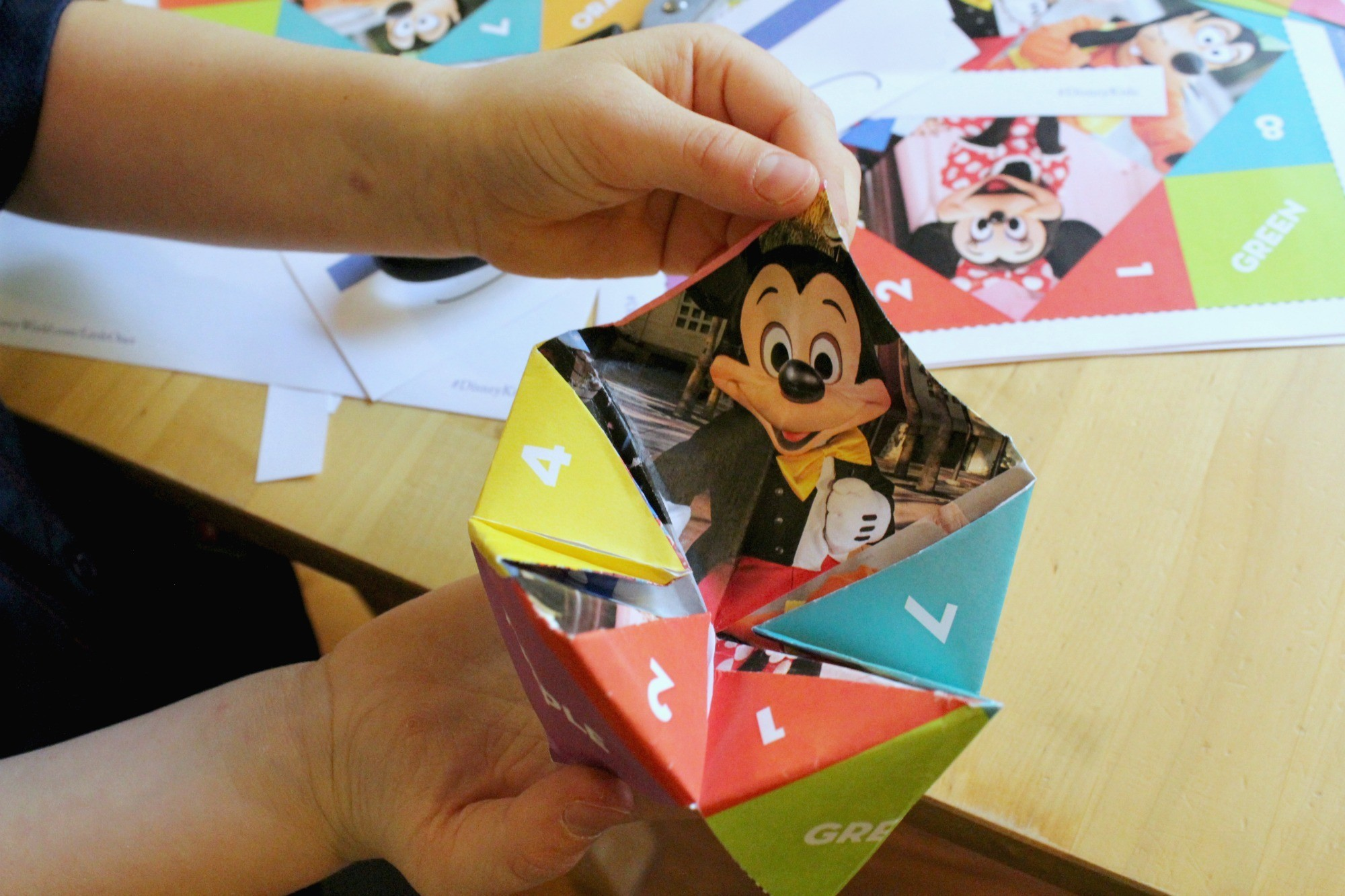 How to Throw a Disney Party with Minimal Crafting Skills Entertainment Fortune Teller