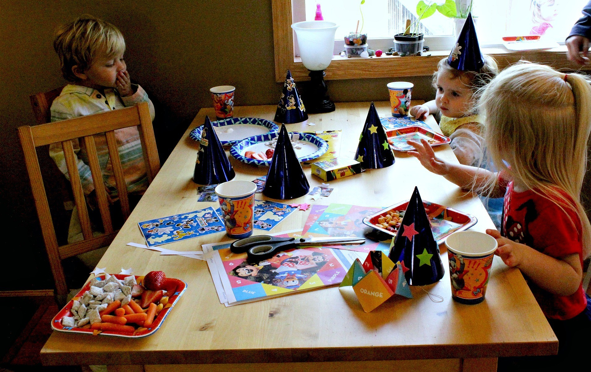 How to Throw a Disney Party with Minimal Crafting Skills: Entertainment