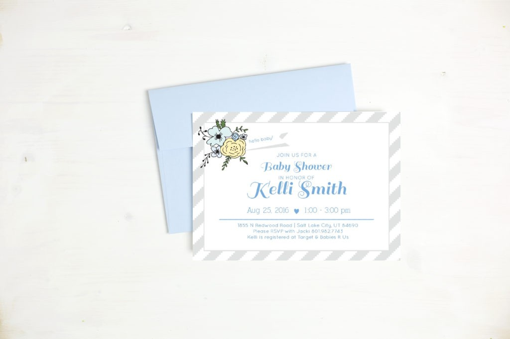 The skinny on baby shower thank you notes. Pin now and have on hand later.