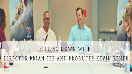 CARS 3: How has the story changed and how has technology changed? Sitting down with Director Brian Fee and Producer Kevin Reher