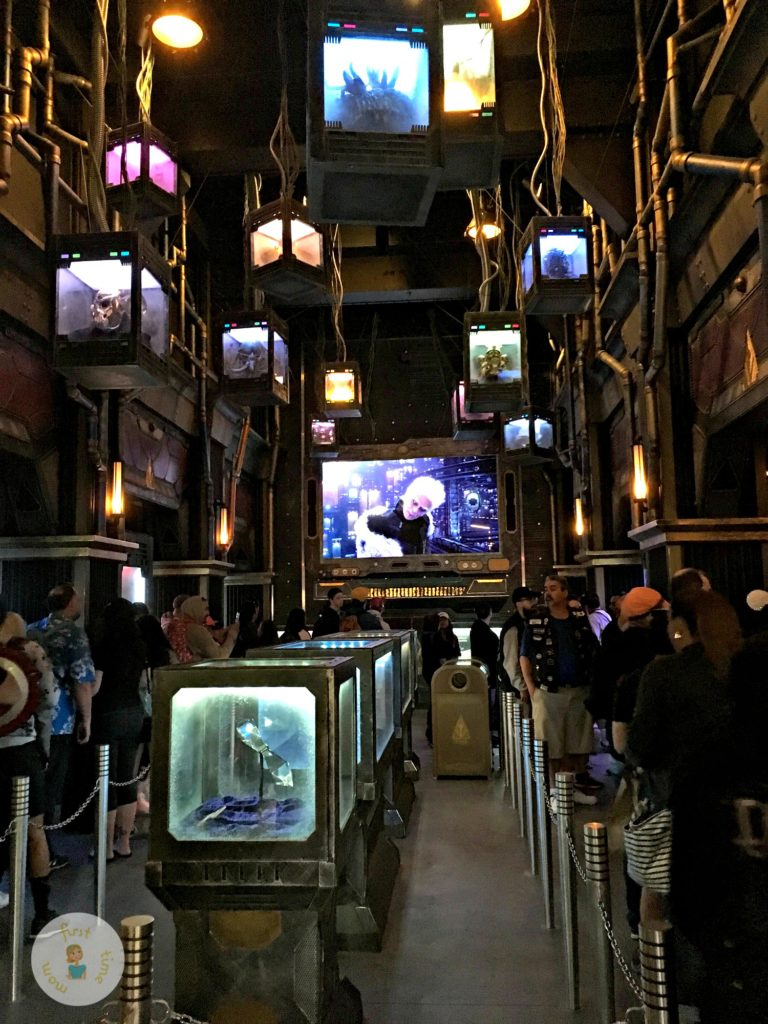 Inside Guardians of the Galaxy Mission Breakout #SummerofHeroes