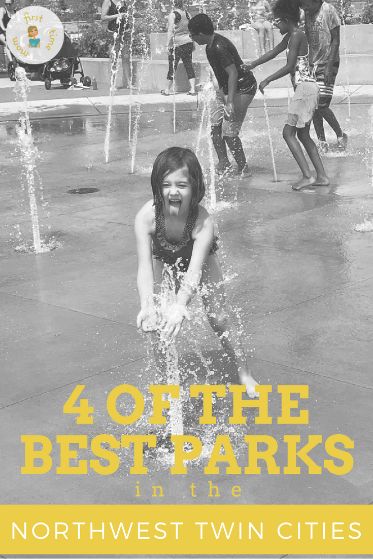 4 of the Best Parks in the Northwest Twin Cities. Plan a day trip and enjoy the rest of summer.