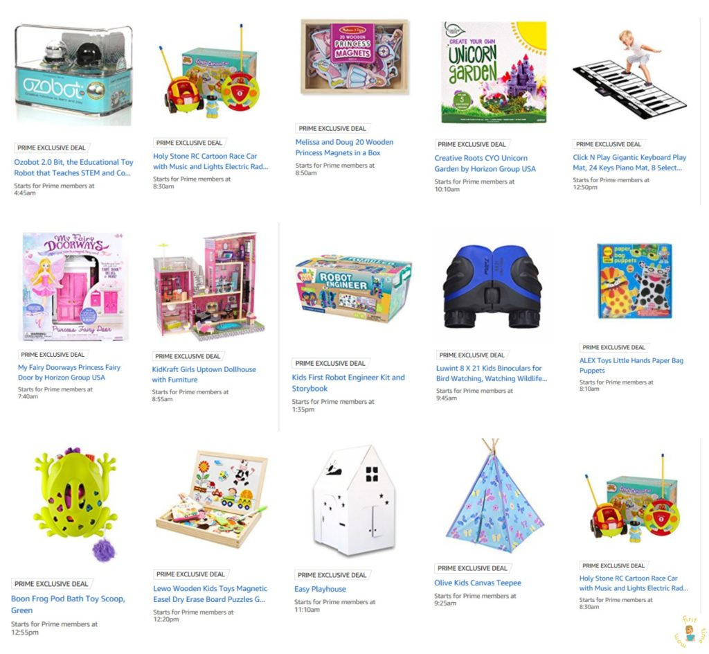 Prime Day Toy Deals