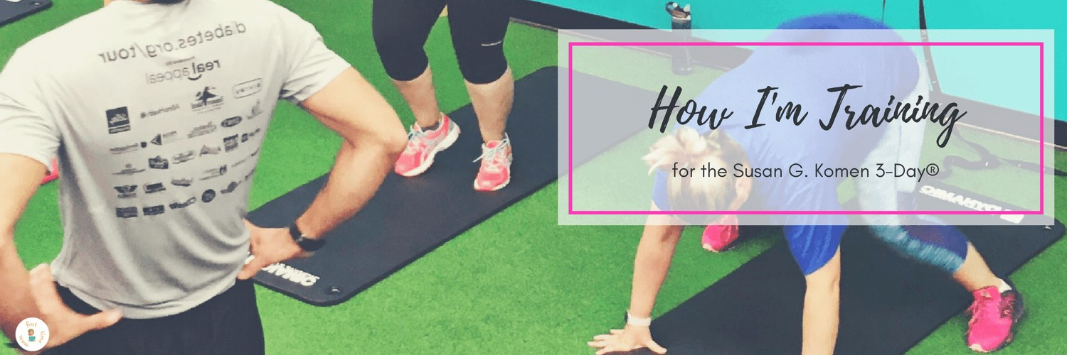 How to Train for the Susan G. Komen 3-Day® Walk