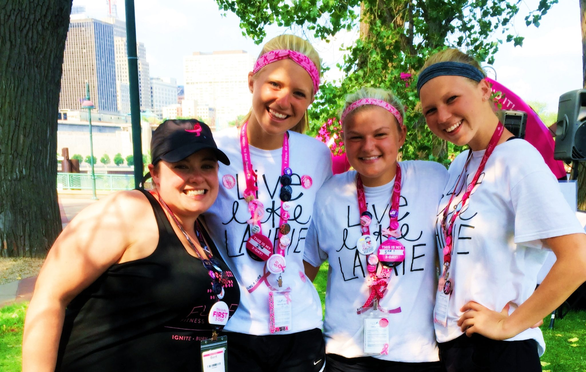 Why the Susan G. Komen 3-Day Matters