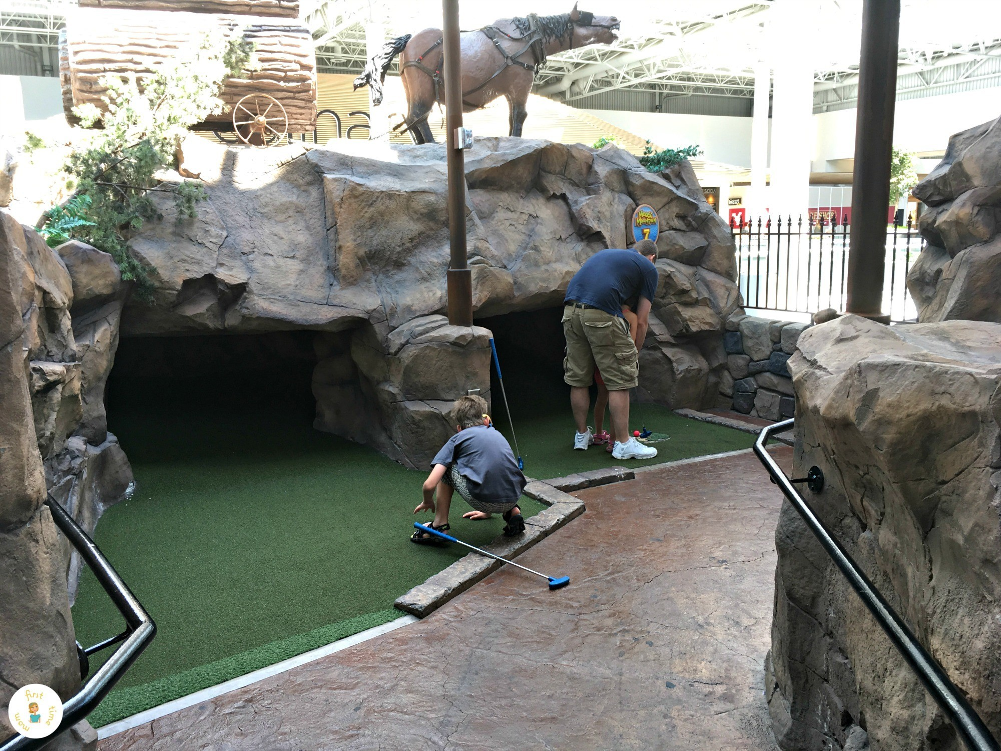 Moose Mountain Mini Golf