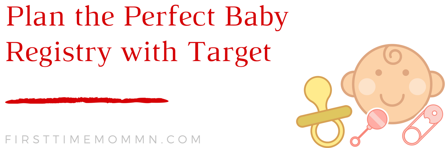 Plan the Perfect Baby Registry with Target (1)