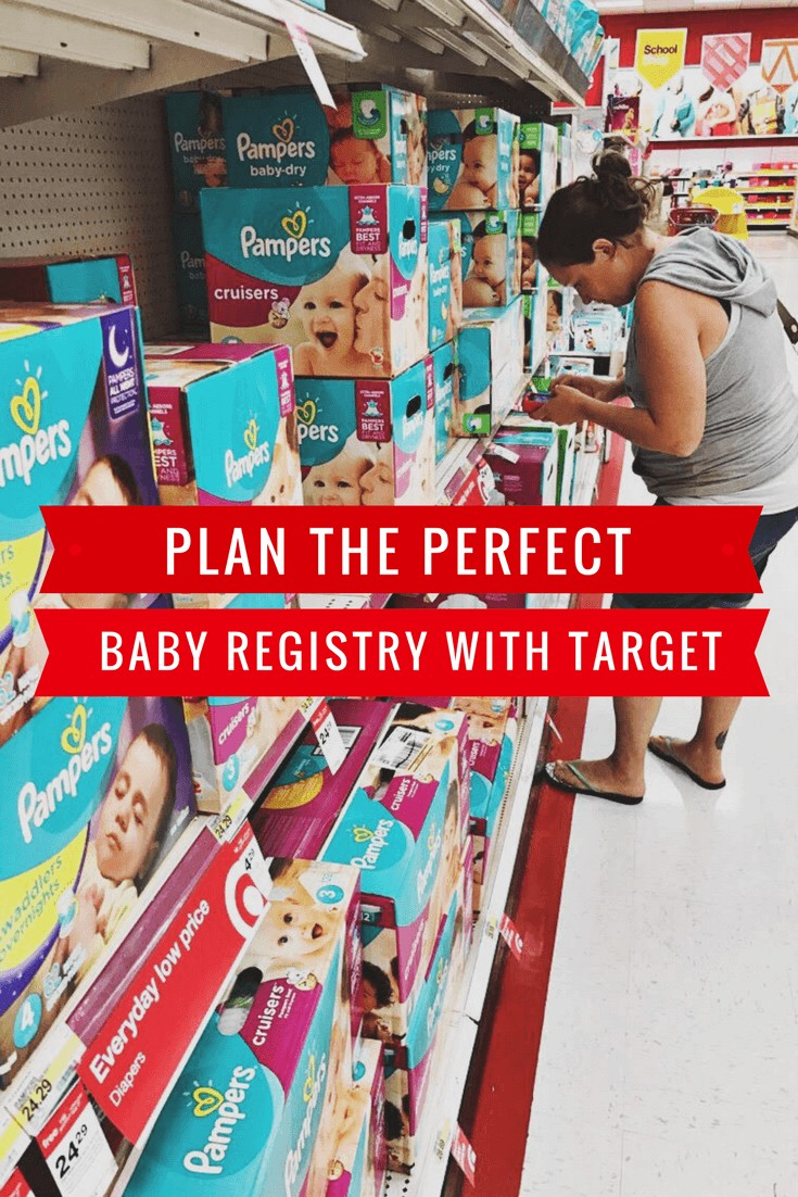 Plan the Perfect Baby Registry with Target | Bert Anderson ...