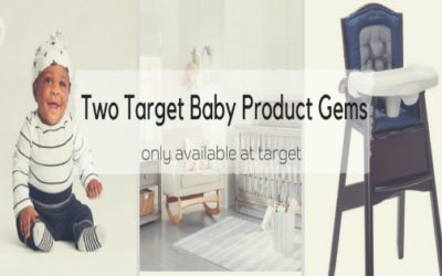 Two Target Baby Product Gems – Only Available at Target