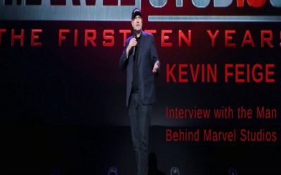 Kevin Feige: Interview with the Man Behind Marvel Studios