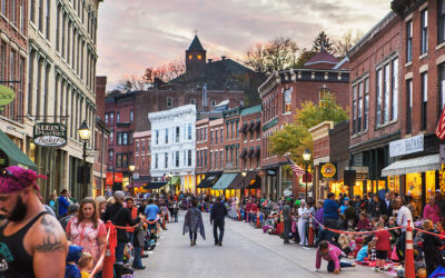 Galena & Dubuque: The Perfect Fall Vacation for Your Family