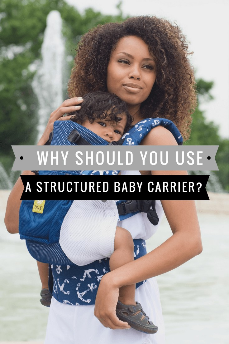 Why Should You Use a Structured baby carrier-